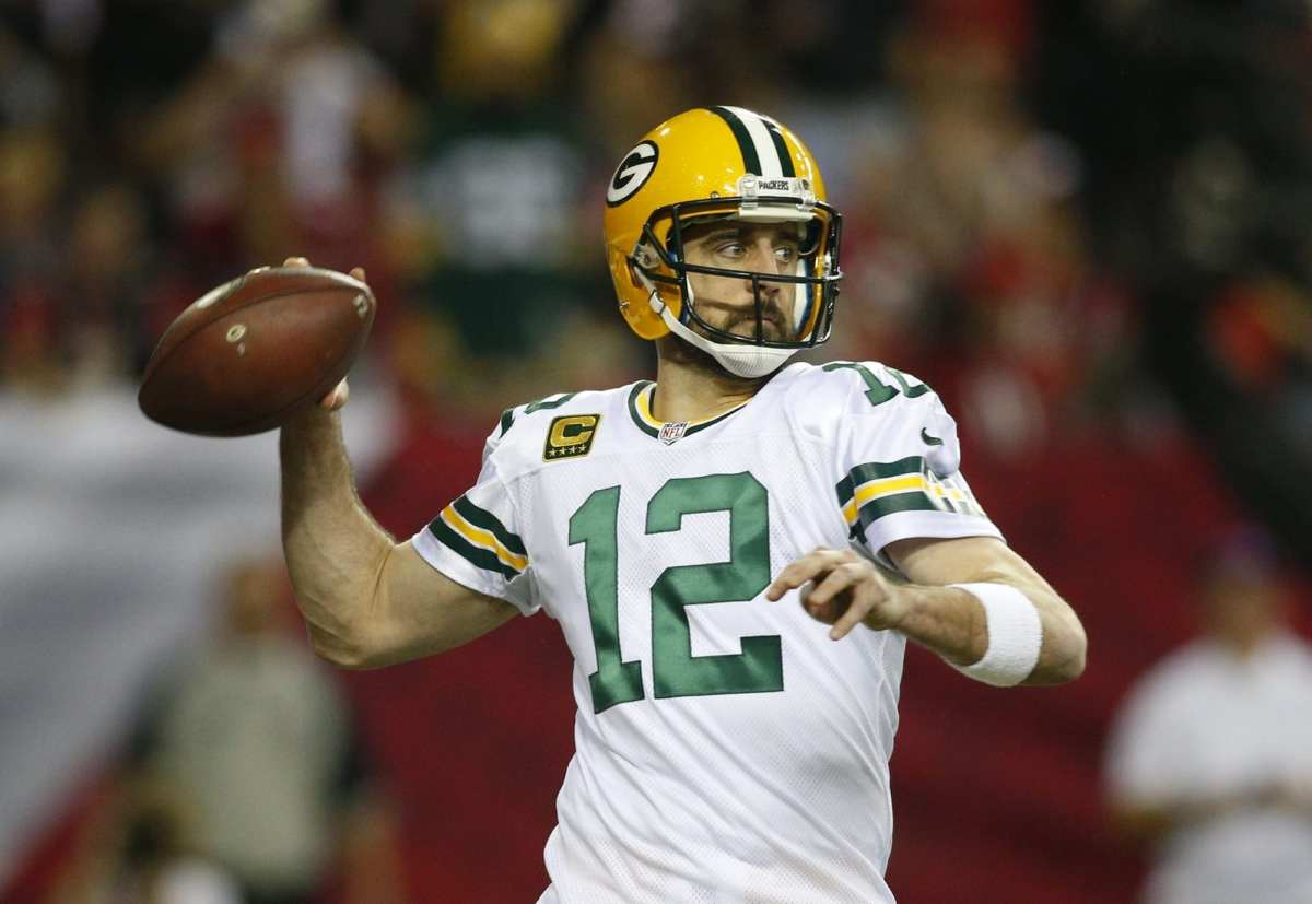 "Aaron Rodgers Pushing ""Very Hard"" To Play In Week 15"
