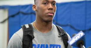 USATSI_10053284_168383805_lowres Giants Sign Fourth-Round RB Wayne Gallman