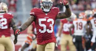 USATSI_9008632_168383805_lowres NaVorro Bowman Visiting Raiders & Cowboys, Other Teams Interested Including Saints
