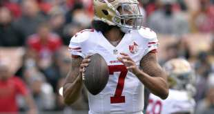 USATSI_9767450_168383805_lowres NFL Notes: Colin Kaepernick, 49ers, Broncos, Eagles