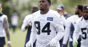 USATSI_10108244_168383805_lowres Seahawks Rookie DT Malik McDowell Arrested For Disorderly Conduct