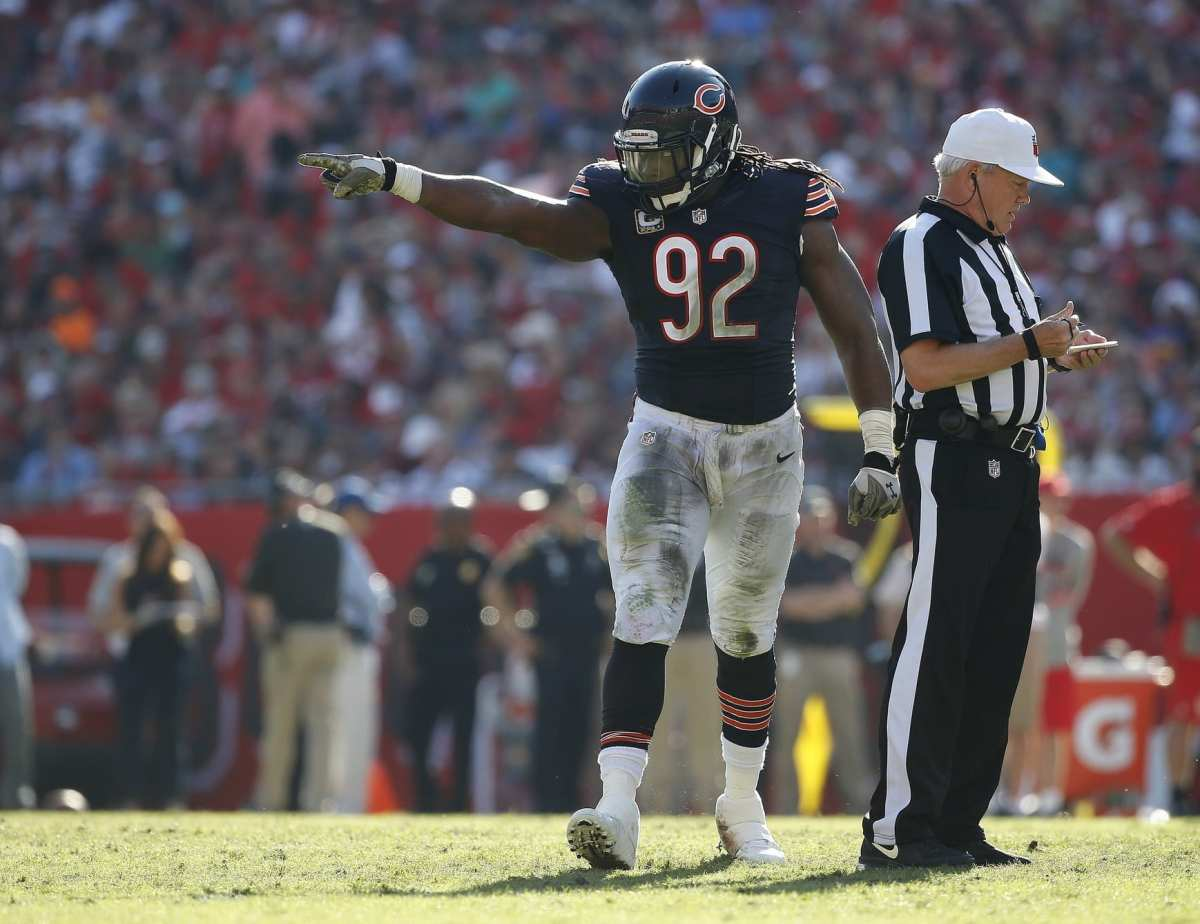 Redskins Hosting OLB Pernell McPhee For Visit