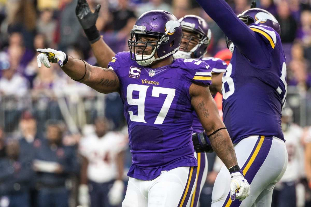 Latest Regarding Vikings DE Everson Griffen