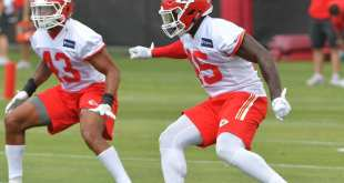 USATSI_10106561_168383805_lowres-1 Chiefs Release LB Reshard Cliett From I.R. With Settlement