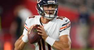 USATSI_10229295_168383805_lowres Bears Starting Mitch Trubisky At Quarterback
