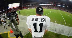 USATSI_10215963_168383805_lowres Raiders Place K Sebastian Janikowski On Injured Reserve, Promote K Giorgio Tavecchio