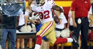 USATSI_10223144_168383805_lowres 49ers Place Rookie RB Joe Williams On Injured Reserve
