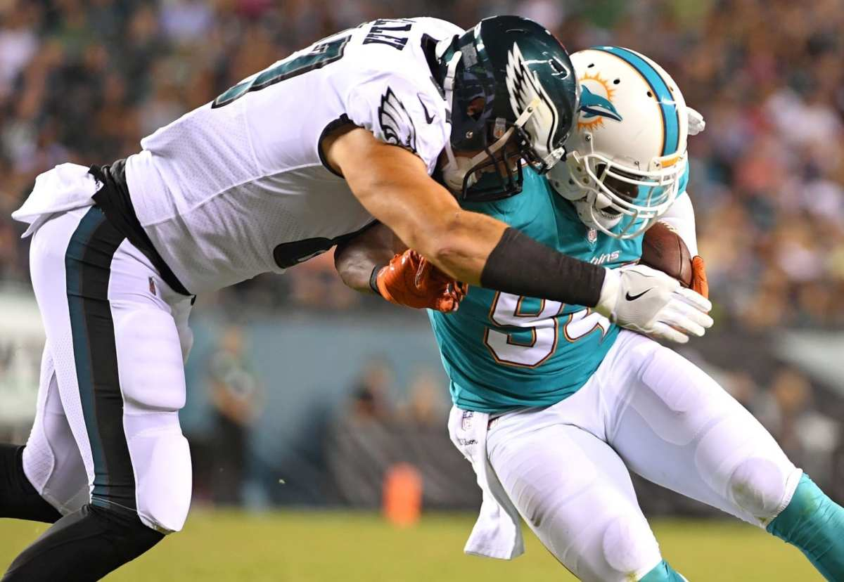 Dolphins LB Lawrence Timmons Visited Steelers Before Going AWOL