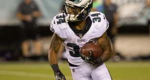 USATSI_10237328_168383805_lowres Eagles Place Rookie RB Donnel Pumphrey On Injured Reserve With Torn Hamstring