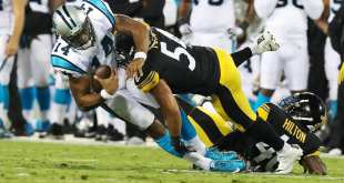 USATSI_10250309_168383805_lowres Steelers Sign LB Steven Johnson, Place CB Cameron Sutton On I.R.