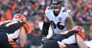 USATSI_9044652_168383805_lowres Ravens DE Brent Urban Passes Physical, Won't Be Placed On PUP List