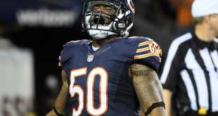 USATSI_9553869_168383805_lowres Bears Place LB Jerrell Freeman On Injured Reserve, Release WR Rueben Randle From IR