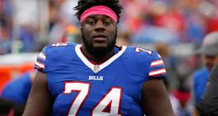 USATSI_9636975_168383805_lowres Bills Waive OT Michael Ola From I.R. With Settlement
