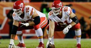 USATSI_9757016_168383805_lowres Chiefs C Mitch Morse Out A Few Weeks With Foot Sprain