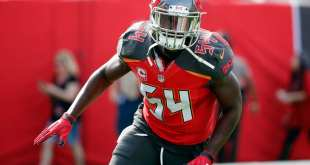 USATSI_9839188_168383805_lowres Buccaneers LB Lavonte David Expected To Miss At Least A Month With High-Ankle Sprain