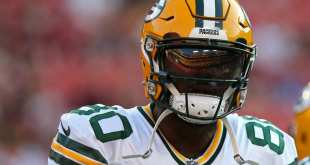 USATSI_10235345_168383805_lowres Patriots Claim TE Martellus Bennett Off Waivers From Packers