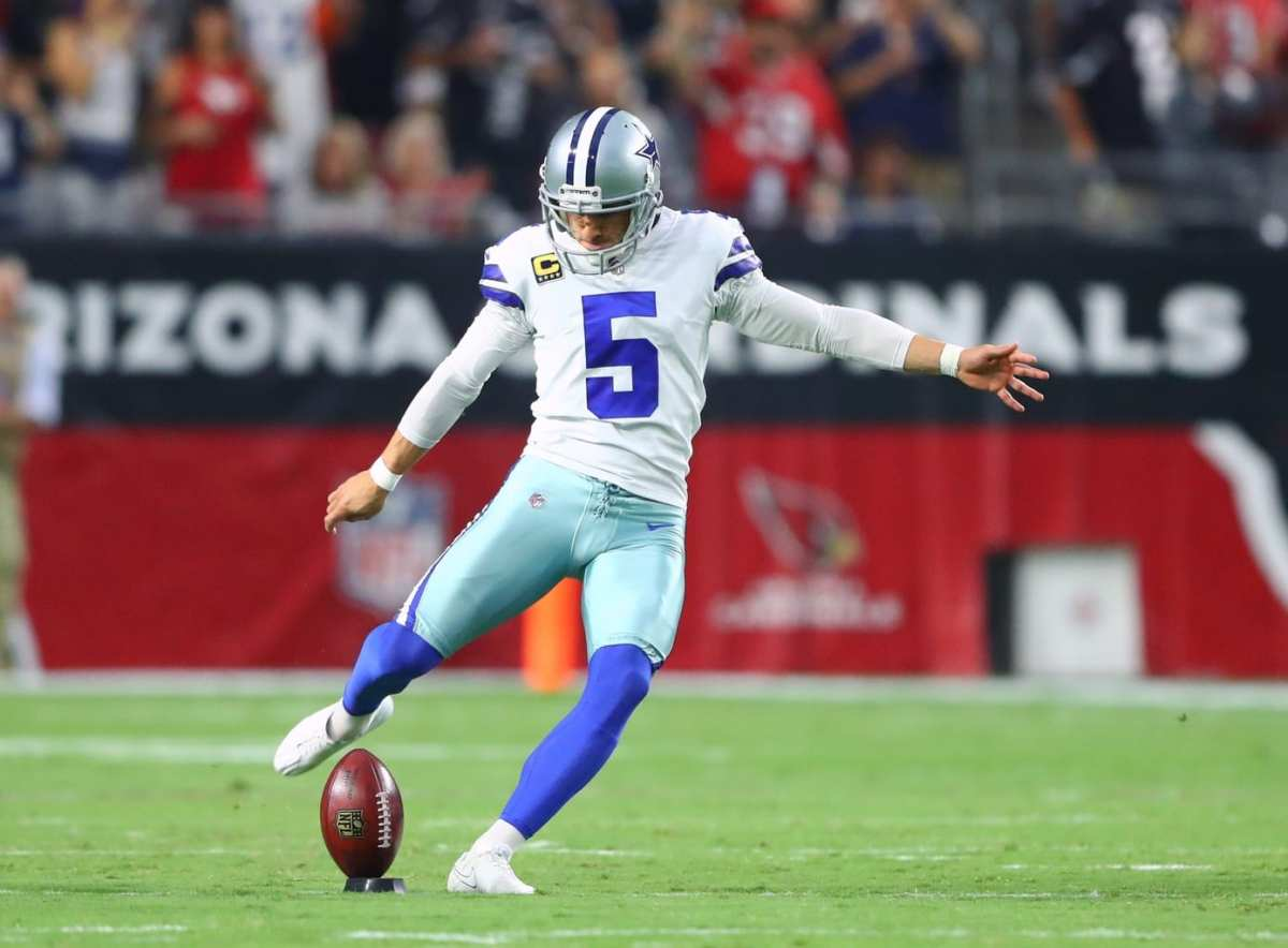 Vikings To Sign K Dan Bailey