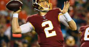 USATSI_10228721_168383805_lowres Eagles Promote QB Nate Sudfeld To Active Roster, Waive DT Justin Hamilton