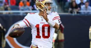 Jimmy-Garoppolo-11 49ers & Jimmy Garoppolo Moving Closer To Agreement On Long-Term Extension
