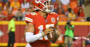 Patrick-Mahomes-5 AFC West Notes: Broncos, Chargers, Chiefs, Raiders