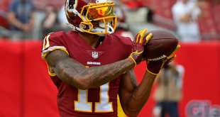 USATSI_10249545_168383805_lowres Jets WR Terrelle Pryor Suffers Another Ankle Injury