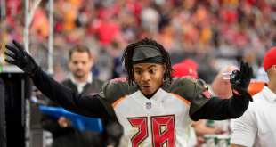 USATSI_10349812_168383805_lowres Buccaneers Placing CB Vernon Hargreaves On Injured Reserve