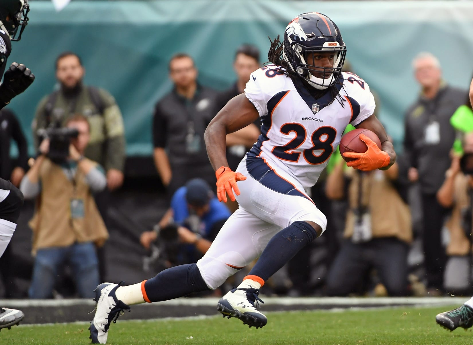 Jamaal Charles Says Broncos May As Well Release Him Since