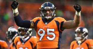 USATSI_10426681_168383805_lowres Broncos Place DE Derek Wolfe On IR, Sign OL Jeremiah Poutasi To PS
