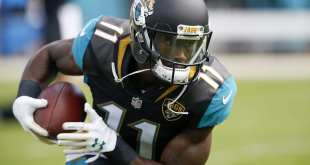 USATSI_10457008_168383805_lowres Jaguars WR Marqise Lee Suffers Sprained Ankle, But No Fractures