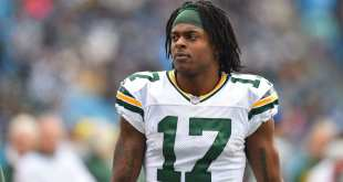USATSI_10484953_168383805_lowres Packers Signing WR Davante Adams To Four-Year, $58M Deal