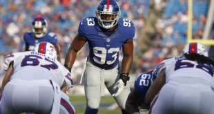 USATSI_9491836_168383805_lowres Giants Place LB B.J. Goodson On IR, Promote WR Marquis Bundy