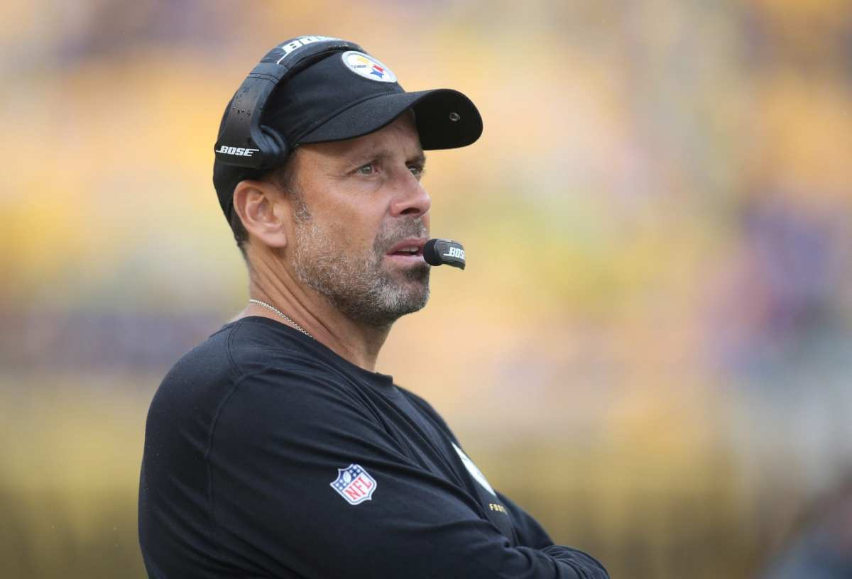 "Todd Haley In ""Serious Talks"" With Browns About Offensive Coordinator Job"