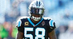 "USATSI_10471339_168383805_lowres Panthers LB Thomas Davis ""Very Open"" To Playing Beyond 2018"