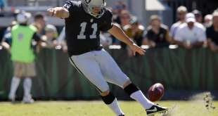 Sebastian-Janikowski-2 Sebastian Janikowski's Visit With Chargers Concludes Without Deal