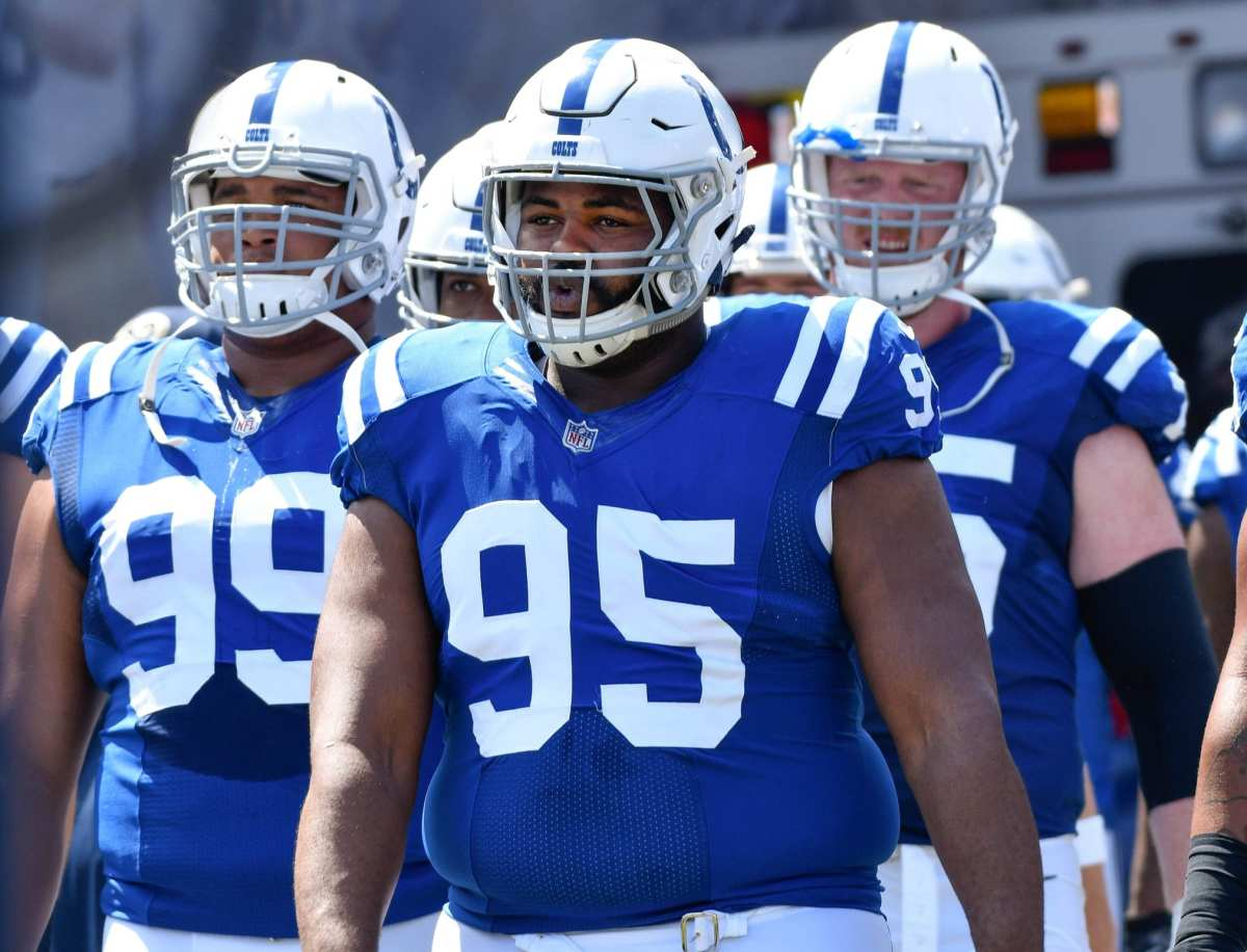 "Redskins ""Trying Hard"" To Get Deal Done With DT Johnathan Hankins"