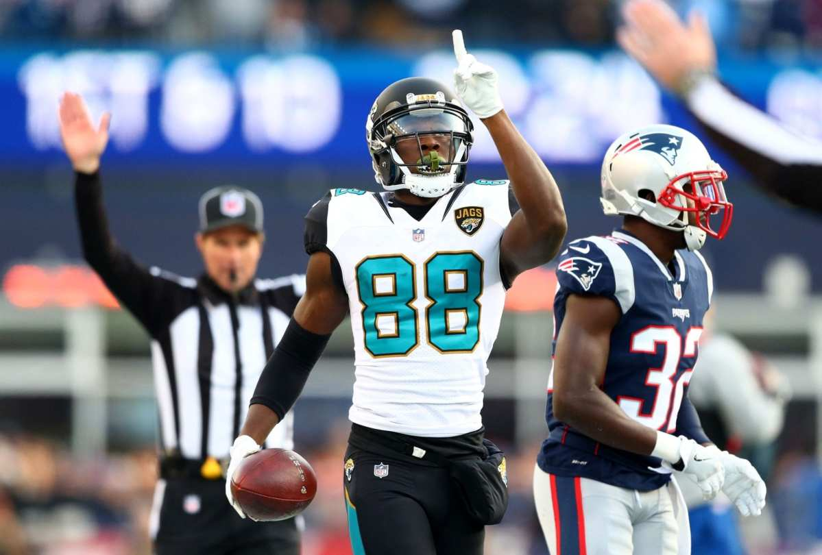 Cowboys Signing WR Allen Hurns To Two-Year, $12M Deal