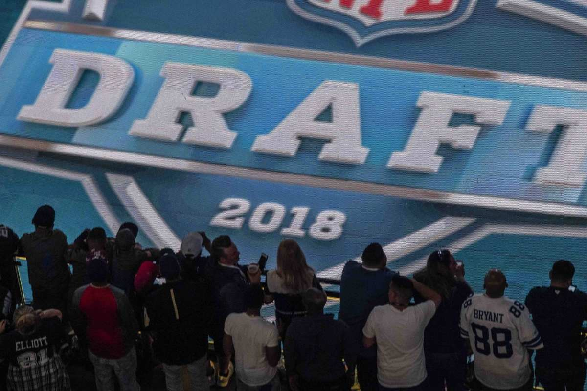 List Of Unsigned 2018 NFL Draft Picks