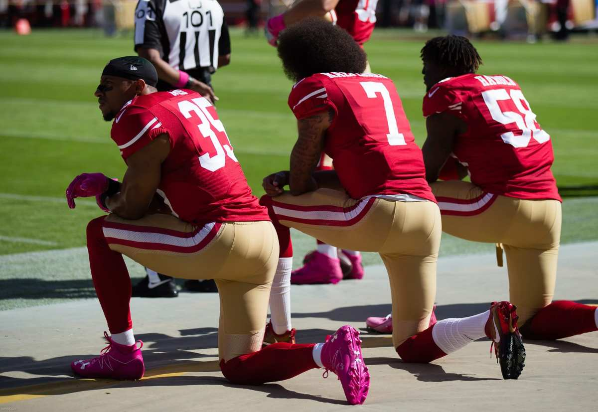 NFL Owners Unanimously Pass New Anthem Policy