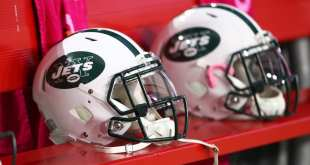 Jets-Helmet-6 AFC East Notes: Bills, Jets, Patriots