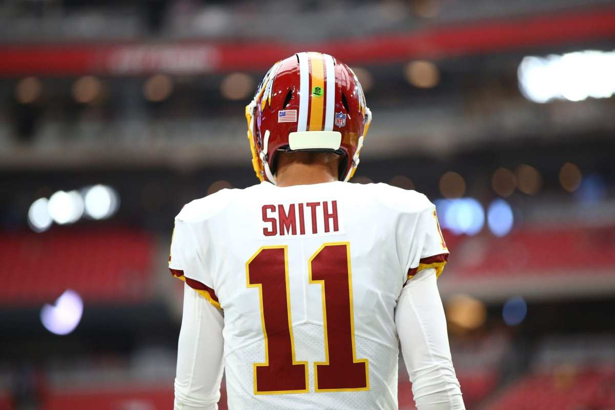 Latest Regarding Redskins QB Alex Smith