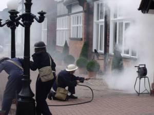 Woodhall Spa air raid by Henry James (33)