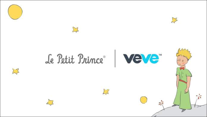 VeVe Welcomes The Little Prince