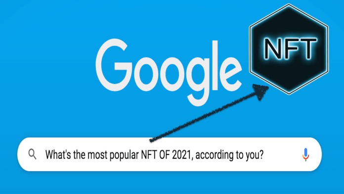 The most popular NFTs of 2021, according to Google