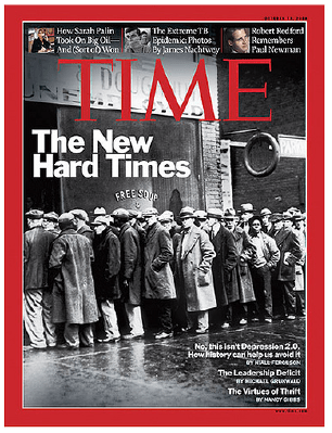 time mag cover, soup line