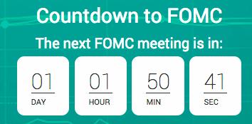 fomc countdown