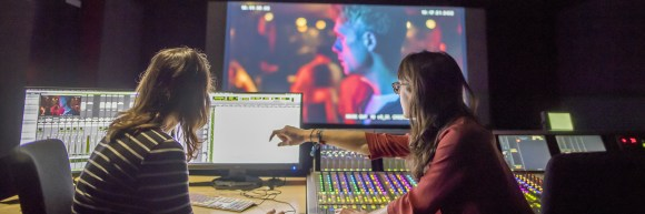 Sound Design for Film and Television | NFTS