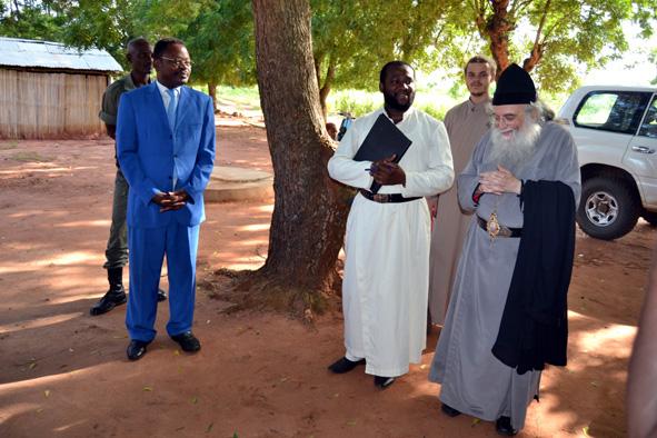 Orthodox Mission in Togo
