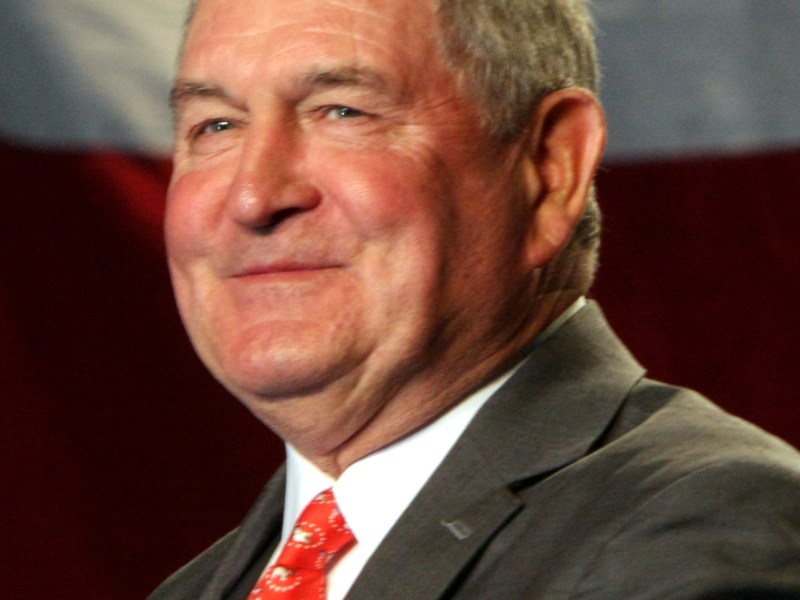 NFU Statement on Sonny Perdue's Confirmation as Agriculture Secretary