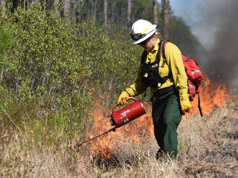 What Can Farmers Do About Climate Change? Prescribed Burns