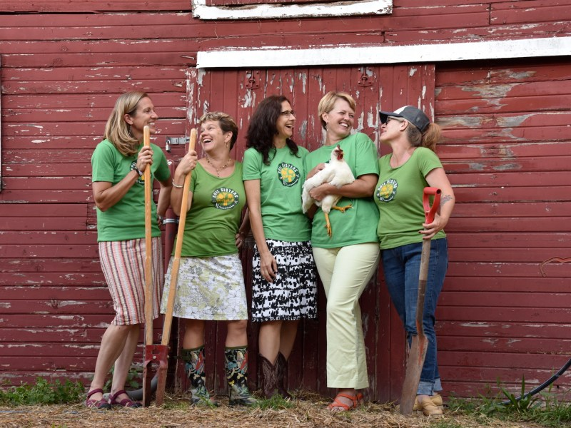 Networking & Community: Soil Sisters Cook, Collaborate & Celebrate